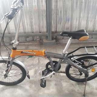 Infinity Go Lite (Folding Bike)