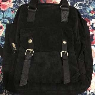 Salvatore Mann Laptop bag pack