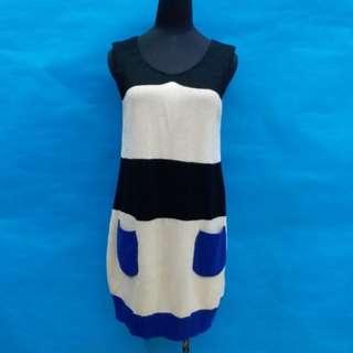 色彩層次冷背心,可當裙著,減價啦,50元一件,100元三件