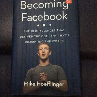 Becoming Facebook