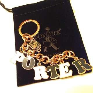 BN Limited Edition Porter International Bag Keychain