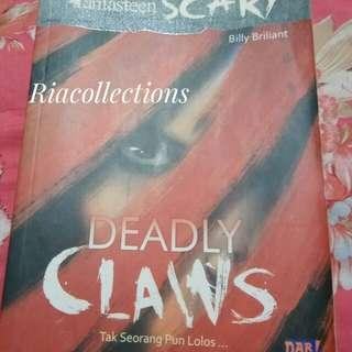 Buku Fantasteen Scary