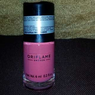 ORIFLAME NAIL POLISH PINK CRUSH