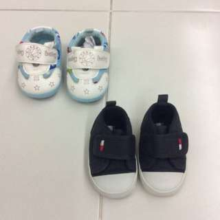 New & Preloved - Baby Shoes