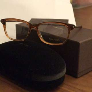 Tom Ford eyeglass frame