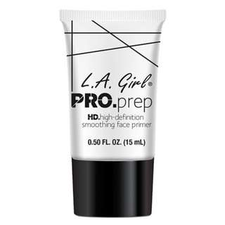 L.A. Girl PRO.prep HD High Defintion Smoothing Face Primer 15ml