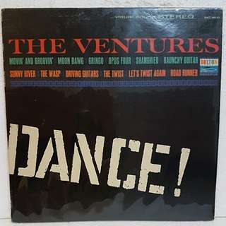 The Ventures - DANCE! Vinyl Record