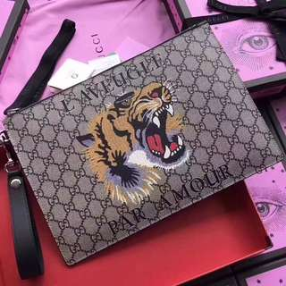 Gucci 🐯 Luxury Clutch