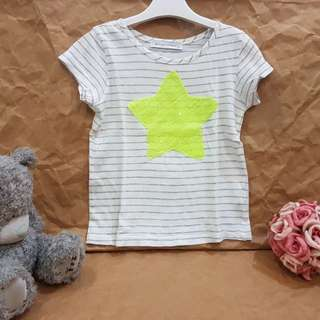 Gingersnaps Star Top