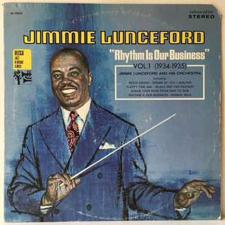 Jimmie Lunceford (1968 US Original - Vinyl is Mint)