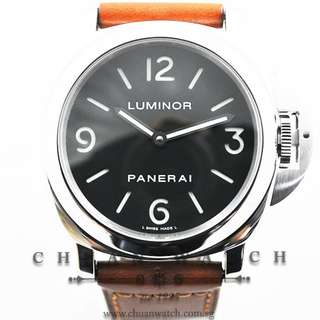 Pre-Owned Panerai Luminor Base Pam 112 K - Discontinued