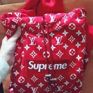 正品!Supreme x LV collection