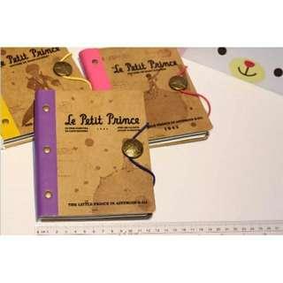 Le Petit Prince Planner Notebook