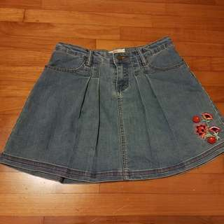 Pre-loved Girls/Tweens/11-12 years old Jeans Skirt