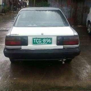 Toyota small body gl 1992