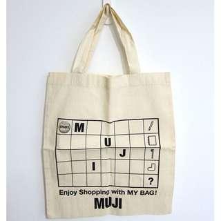 MUJI無印良品 日本限定購物袋