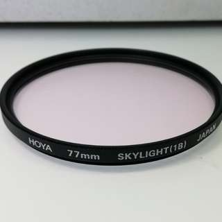 Hoya 77mm Skylight Filter