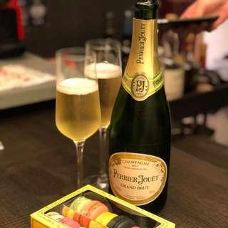 Perrier jouet champagne 香檳