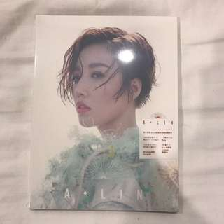 A-Lin latest Chinese album