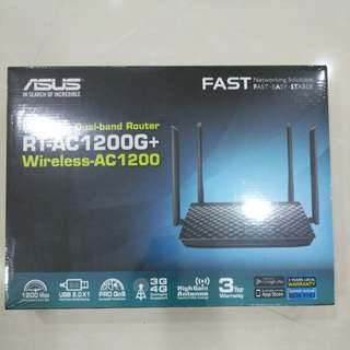 Brand new Sealed Asus RT-AC1200G+ wireless router