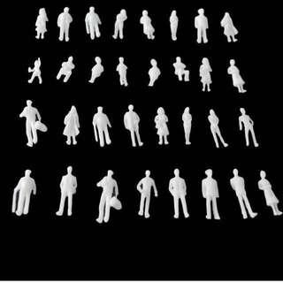 Human model 1:200