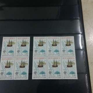 France Mint stamps