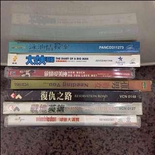 VCD DVD 電影