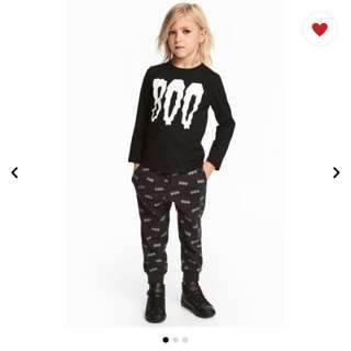 Printed Jogger Batman BOY 5-6y.