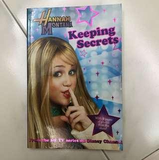 Hannah Montana - keeping secrets