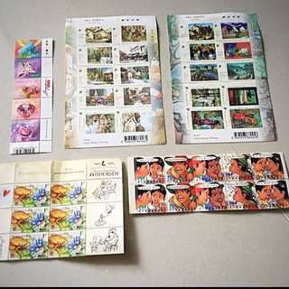 💥Unused Singapore Stamps  All for $20💥