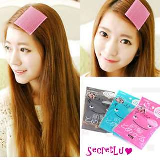 [BRAND NEW] [In Stock] Magic Fringe Tape Hair Bang Patch Stick Front Bangs Grip Holder