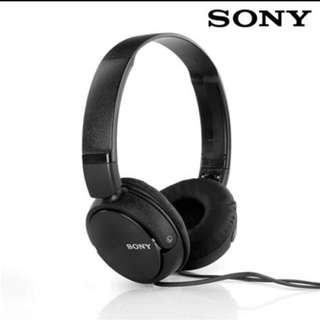 Sony stereo headphones MDR-ZX110 - brand new!