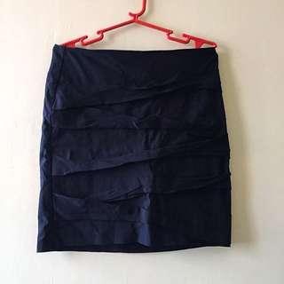 XXI Black Skirt