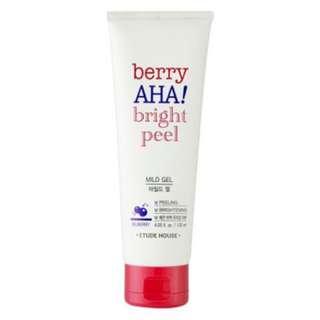 Berry Aha! Bright Peel Mild Gel