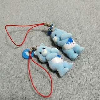 Care Bear Handphone Strap