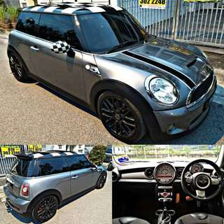 SAMBUNG BAYAR / CONTINUE LOAN  MINI COOPER S AUTO TURBO