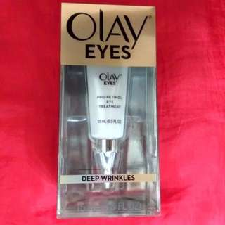 *Olay Eyes Pro-Retinol Eye Treatment