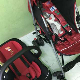 Strollers & Baby Car Seat