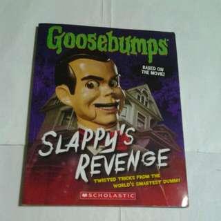 Goosebumps Slappy's Revenge