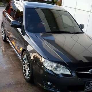 Subaru legacy bcb1 coilover