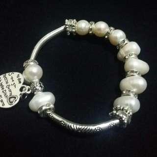 Fresh-water Pearl Bracelets
