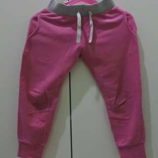 Preloved Joger Pants Baby Girl