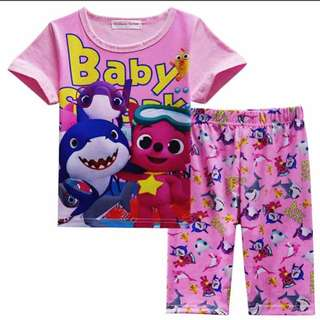 PO Baby Shark 2pcs Set