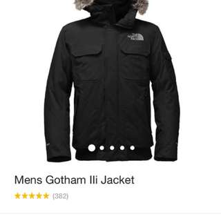 Authentic north face