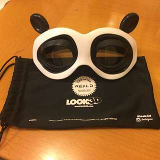 3D 眼鏡 (功夫熊貓限量版)