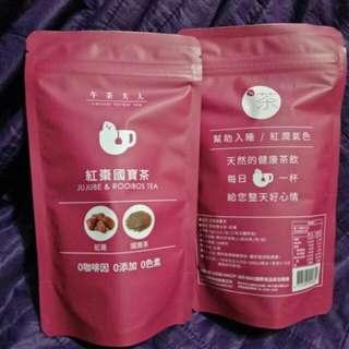 🚚 午茶夫人:南非國寶紅棗茶,新到貨