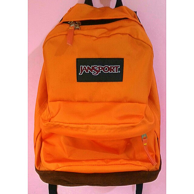 🌹 AUTH. JANSPORT BACKPACK