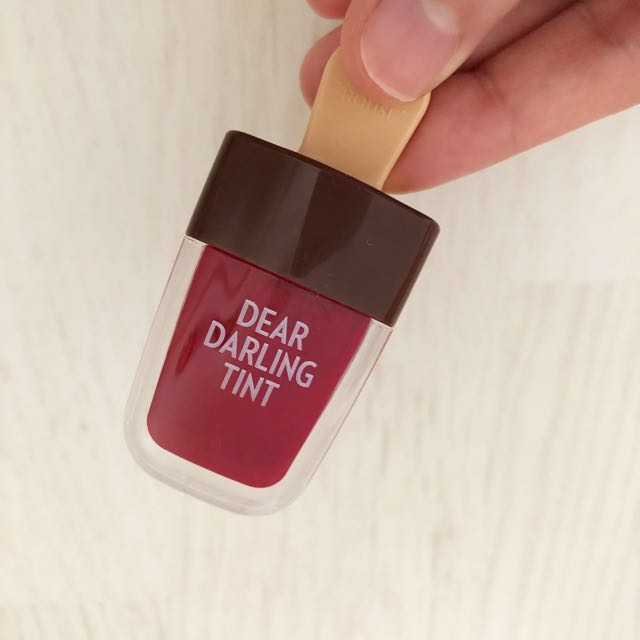 [ ETUDE HOUSE ] Dear darling water gel tint