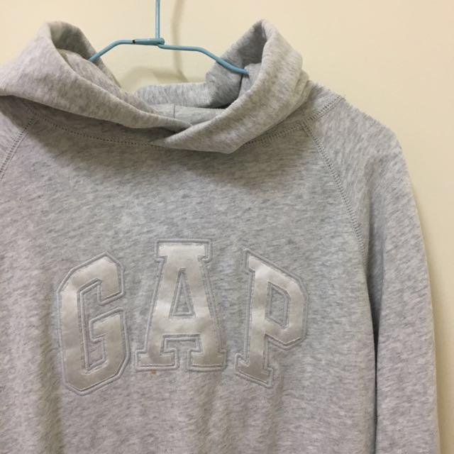 🇰🇷 GAP 灰白色帽T