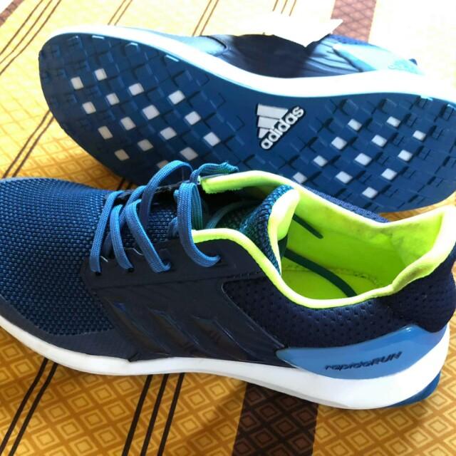 Adidas RapidaRun K - Blue, Women's